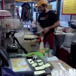 Creperie at the Jean-Talon market