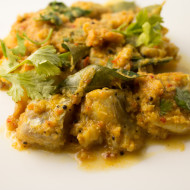 Meen kulambu-South Indian fish curry